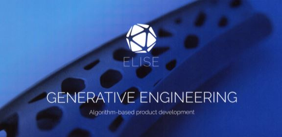ELISE generative engineering Algorithm - based product development